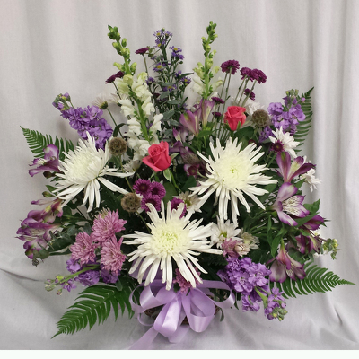 A Life Well Lived from Shaw Florists in Grand Rapids, MN