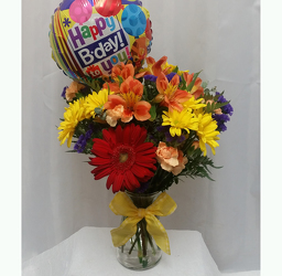 Birthday Wish from Shaw Florists in Grand Rapids, MN
