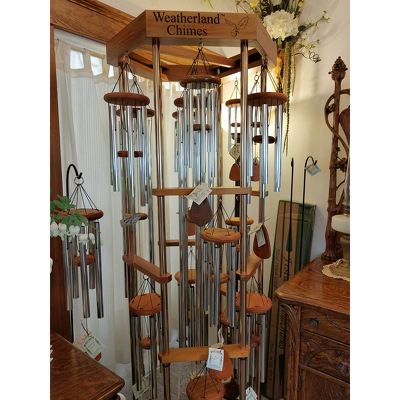 Chimes from Shaw Florists in Grand Rapids, MN