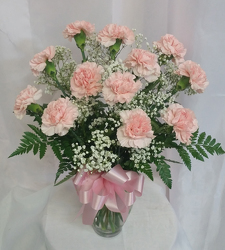 Classic Carnations-Pink from Shaw Florists in Grand Rapids, MN