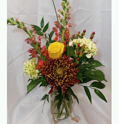 Country Charm- Fall from Shaw Florists in Grand Rapids, MN