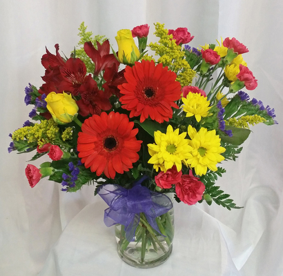 Garden Brights from Shaw Florists in Grand Rapids, MN