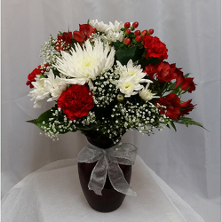Holiday Cheer from Shaw Florists in Grand Rapids, MN