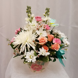 Vintage Blooms Bouquet from Shaw Florists in Grand Rapids, MN