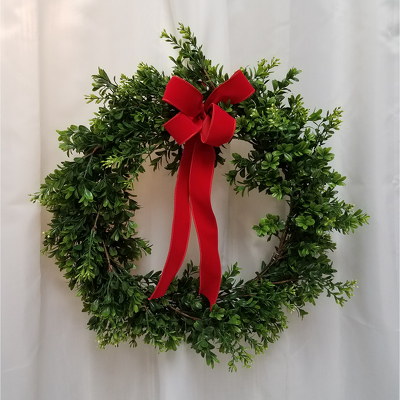 Holiday Wreath from Shaw Florists in Grand Rapids, MN