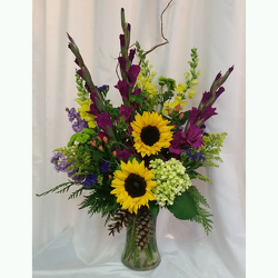Joyful Blessings from Shaw Florists in Grand Rapids, MN