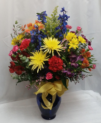 Medley of Colors from Shaw Florists in Grand Rapids, MN