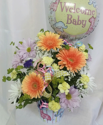 Welcome Baby from Shaw Florists in Grand Rapids, MN